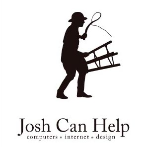 business card for Josh Can Help