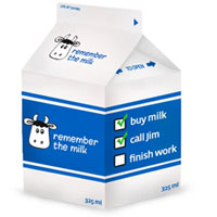 Rememberthemilk icon by moutzouris