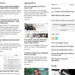 Premium WordPress Theme for Link and News Aggregation
