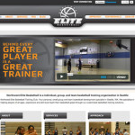 Lead generation site for a basketball coach