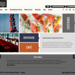 A Dynamic and Well-Performing WordPress Site for a Popular Seattle Restaurant